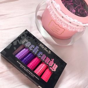 Kat Von D Rock Candy lipstick gift set